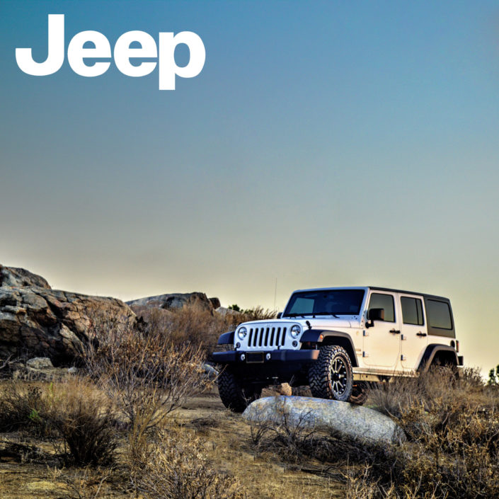 Jeep California
